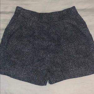 Polka Dot Silky Shorts